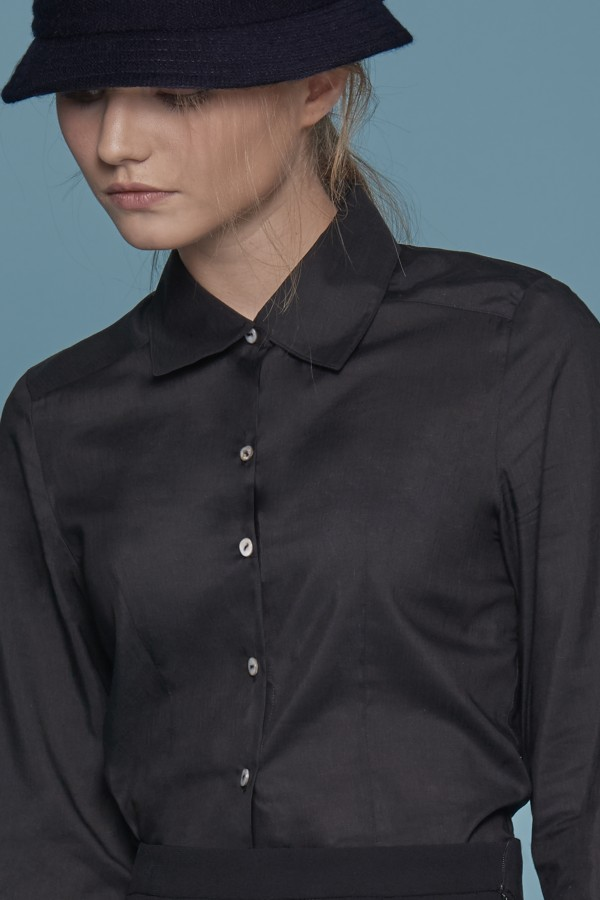 Basic Black Shirt